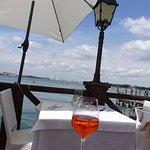 moment de détente absolue ... la Dolce Vita au Lido de Venise