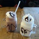 Great milkshakes.