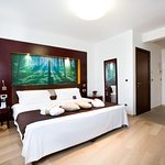 Privilège Double Room - - Comfortable room with double bed or two single beds