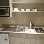 fully equip kitchen...