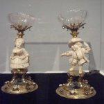 "Dancing dwarves with salt dish (""Monsieru Platfues"") (Johan Christoph Ludwig Lücke)"