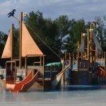 Piratenschiff / Kinderbereich