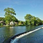Newby Bridge Weir