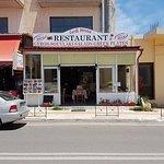 Restaurant from outside.