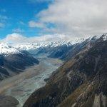 tasman valley! wow