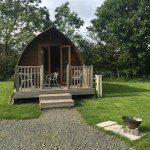 A great long weekend spent in these lovely wigwams. Very clean and comfy and the guest house sta