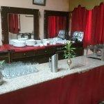 Hotel swagatham dining hall