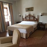 Always comfortable beds at Parador Hotels in Spain