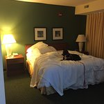 Excellent room loved the popcorn 🍿 package, very spacious room,