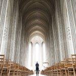 Grundtvig Church, Copenhagen,Denmark