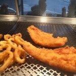 Cod, Haddock, Calamari Fritti...