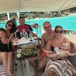 Yes, a beautiful family! Thank you so very much sailing with us.