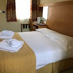 Small double, our lowest price rooms