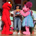 A show at Sesame Place