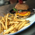 House made buns make our chicken club even better!