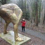 Skulpturenpark Foto