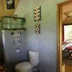 Separate en suite bathroom