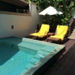 Delux Ocean view pool villa march 2017