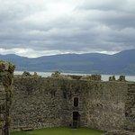 View towards Snowdonia