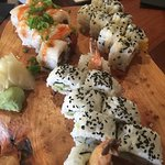 Fabulous sushi!
