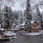 Winter at Alpen Way Chalet