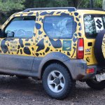 Onc Safari truck