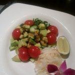Avacado salat