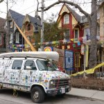 Kensington Market, eye catching and interesting place.