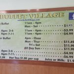 Photo de Village Buffet