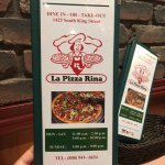 La Pizza Rina
