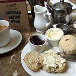 Cream tea at Harriets!