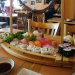 Sushi Boat A