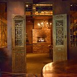 Cartwright's Wine Room - Ideal room for an intimate dinner or rent this room for private dining.
