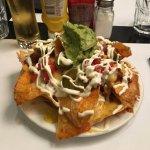 Mono porzione nachos