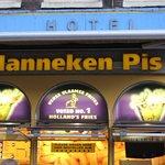 Manneken Pis shop
