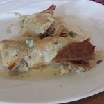 Seafood Crepe