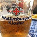 Solide bayrische biergartenküche
