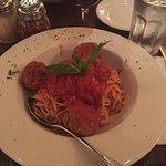 Les spaghettis Bolognaises sont délicieuses !!!