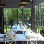 Restaurant/garden