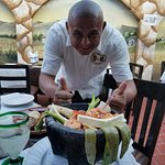 Molcajete Mixto - really enough for two people