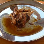 lamb we cooked in plethon resisdence