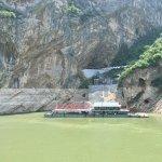 Three gorges area