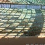 Wave pool surface, West Edmonton Mall.