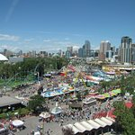 Some photos from the Calgary Stampede. Such a great time!