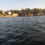 Elephantine Island Foto