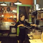 Thuy's owner and chef