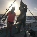 Savannah's 35# Yellow Fin Tuna!