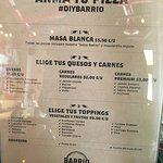 Barrio Pizza Casco Viejoの写真