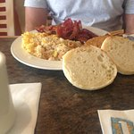 Best breakfast in town for the price