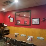 Nice place to go visit, sit down, and enjoy the atmosphere and great food and service!